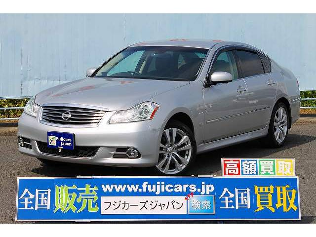 more photos of NISSAN FUGA 350GT FOUR (used NISSAN)