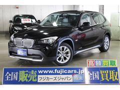 BMW X1xDrive 25i HDDナビ サンルーフ 黒革 HID