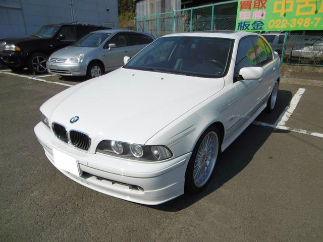 BMWアルピナ B10 V8S LTDリムジン (検29.4)