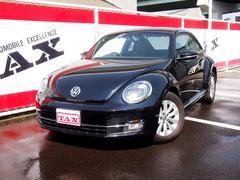 VW ザ・ビートルデザイン メモリーナビ ワンオーナー Bluetooth