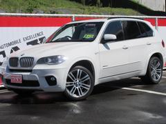 BMW X5xDrive 35i Mスポーツパッケージ 革シート 4WD