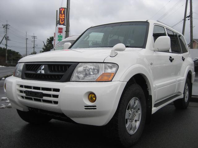 三菱 パジェロ ロング ZR 4WD (車検整備付)