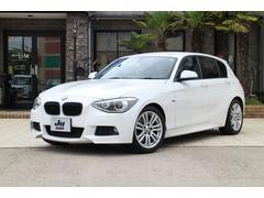 BMW120i Mスポーツ ワンオーナー車 鶴岡店在庫