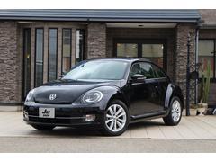 VW ザ・ビートルデザインレザーパッケージ ナビ 地デジ 鶴岡店在庫