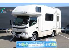 カムロード キャンピング ナッツRV製ミラージュRE 4WD(トヨタ)