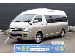 ハイエースバン キャンピング バンテック新潟 クエスト 4WD(トヨタ)
