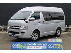 ハイエースバン キャンピング ナッツRV ラディッシュ コンポ(トヨタ)