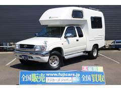 ハイラックススポーツピック キャンピングカー広島 マイスタア 4WD(トヨタ)