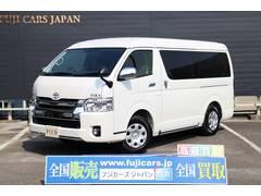 ハイエースワゴン キャンピング FOCS DSプレミアム 4WD(トヨタ)