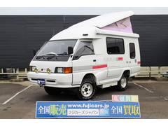 デリカトラック キャンピング アムクラフト ヨーロピアン ポップアップ4WD(三菱)