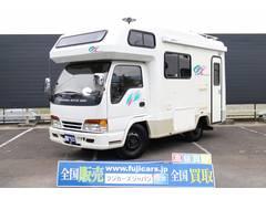 エルフトラック キャンピング ヨコハマモーターセールスOX 4WD(いすゞ)