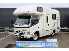 カムロード キャンピング ナッツRV クレソン ボーダーエディション(トヨタ)