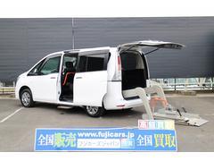 セレナ福祉車両 チェアキャブリフト 4WD