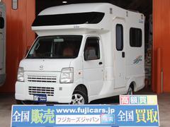 スクラムトラック キャンピング AZ−MAXラクーン 4WD バンク延長(マツダ)