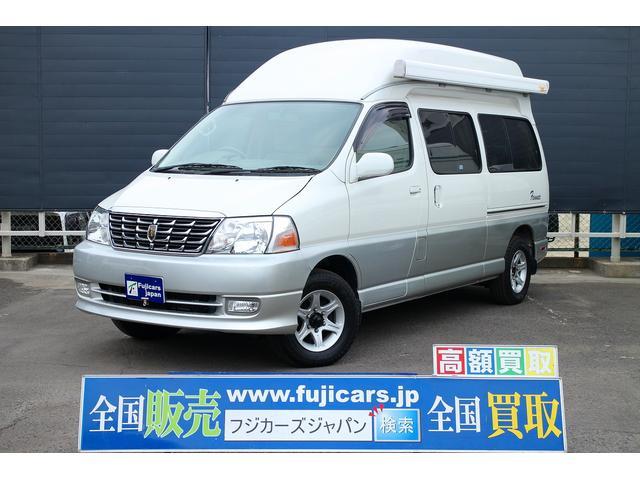 トヨタ キャンピング バンコン 東和 フェネック 4WD