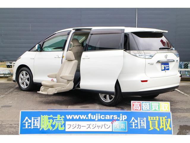 トヨタ 福祉車両 Gウェルキャブ サイドリフトアップシート 4WD