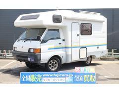 デリカトラックキャンピング バンテックJB500 4WD 2.5DT