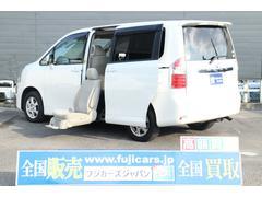ノア福祉車両 ウェルキャブX−Lサイドリフトアップシート 4WD