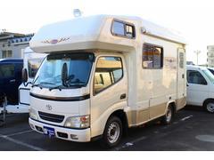 カムロードキャンピング ヨコハマモーターセールス ヘスティア 4WD