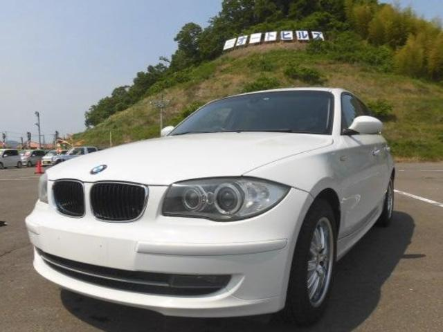 BMW 1シリーズ 120i 本革シート パワーシート シートヒー...