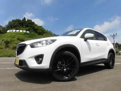 CX−5XD Lパッケージ 4WD 純正ナビTV 新品20incAW