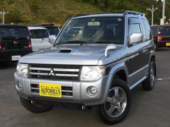 パジェロミニナビエディションVR4WD HDDナビ ワンオーナー