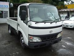トヨエースフルジャストロー2tトラック