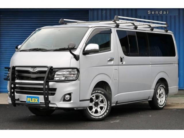トヨタ DX 外装GL風仕様 地デジナビ 寒冷地 4WD Rヒーター