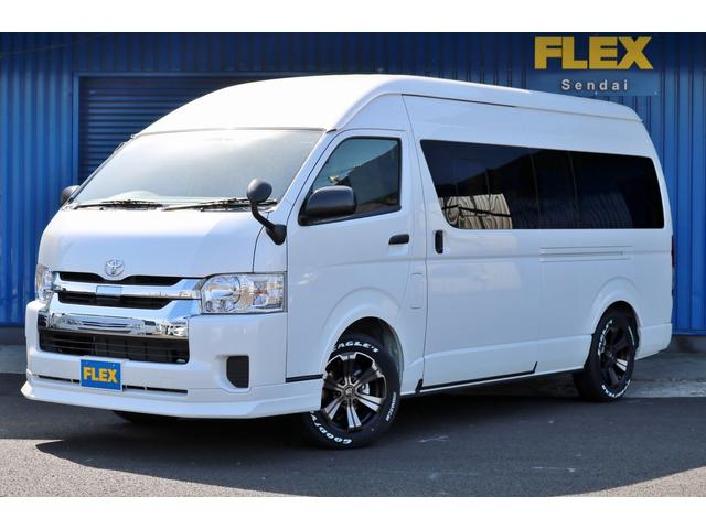 Photo of TOYOTA HIACE VAN SUPER LONG DX GL PACKAGE / used TOYOTA