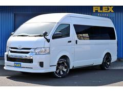 HIACE VAN SUPER LONG DX GL PACKAGE