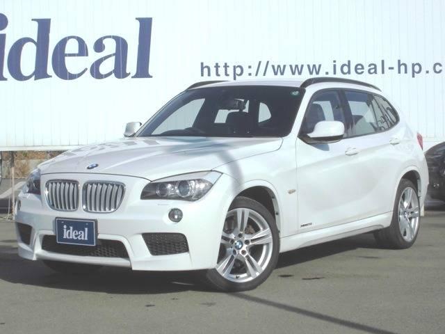 BMW X1 xDrive 25i Mスポーツパッケージ 黒革 H...