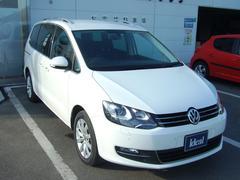 VW シャランTSI ハイラインブルーモーションテクノロジー フルセグナビ