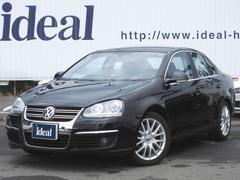 VW ジェッタ2.0TSI スポーツライン 黒革 フルセグナビ キセノン