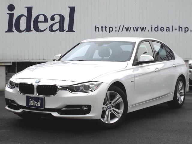 BMW 3シリーズ 320i スポーツ 純正HDDナビ キセノン ...