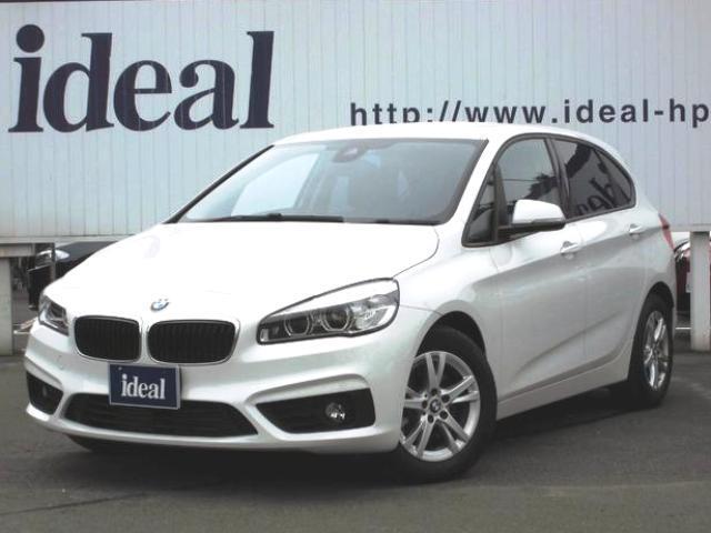 BMW 2シリーズ 218iアクティブツアラー HDDナビ キセノ...