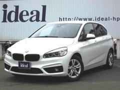 BMW218iアクティブツアラー HDDナビ キセノン Bカメラ