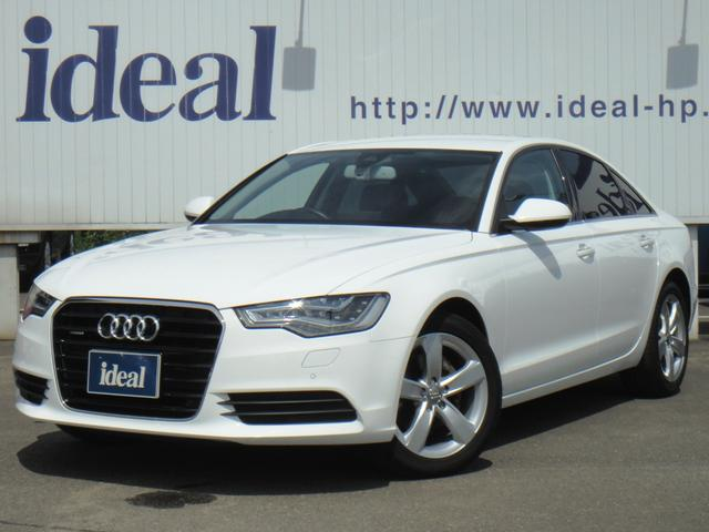 more photos 12080 6edce AUDI A6 2.8 FSI QUATTRO   2012   WHITE   39,000 km   details.- Japanese  used cars.Goo-net Exchange