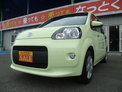 ポルテX 4WD 純正ナビTV 社外アルミ
