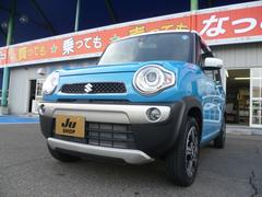 ハスラーXターボ 4WD 純正アルミ 社外メモリーナビTV