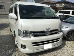 ハイエースワゴン GL 4WD キャンピング仕様(トヨタ)