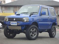 ジムニーXG 4WD ターボ リフトUP 5速マニュアル