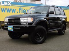 米国トヨタ米国レクサス LX450 ベースグレード 左H リフトアップ