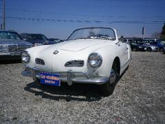 VW カルマンギアカブリオレ デイーラー車 オリジナル