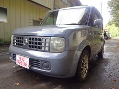 キューブSX 4WD ベンチシート キーレス スタッドレスタイヤ