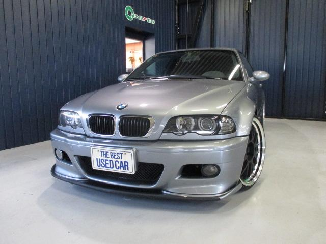 BMW M3 M3 SMGII ユニット交換済み 社外20インチA...