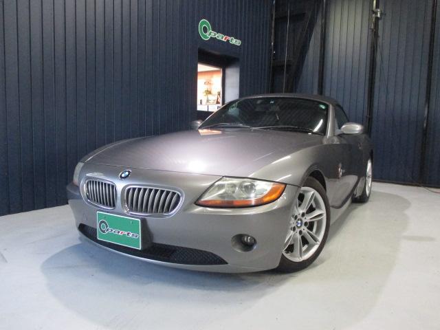 BMW Z4 3.0i  社外HDDナビ フルセグ Bカメラ (検...