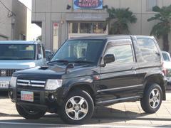 パジェロミニVR 4WD フォグライト 背面タイヤ 純正アルミ 社外CD