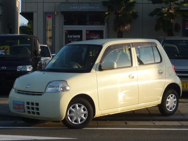 ダイハツ L 4WD 寒冷地使用 純正SDナビTV キーレス