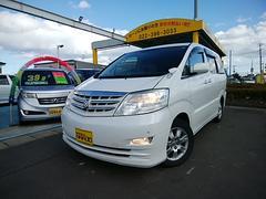 アルファードGAX Lエディション 4WD ナビ TV コーナーセンサー