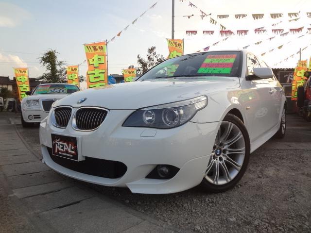 BMW 5シリーズ 525i Mスポーツパッケージ サンルーフ H...